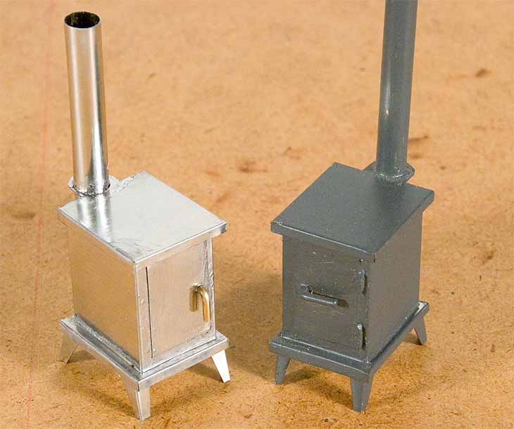 wood stove project plans